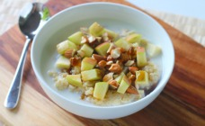 Rice cooker quinoa porridge