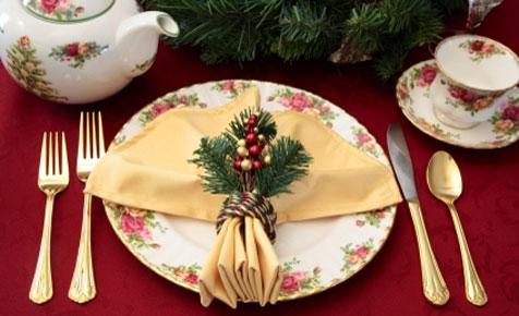 Christmas menu planning