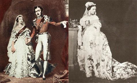 Queen Victoria's wedding