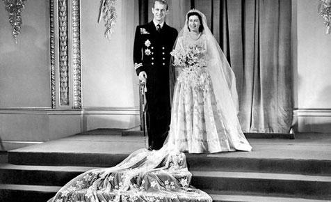 Queen Elizabeth's day