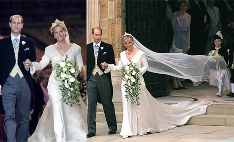 Countess Sophie's wedding