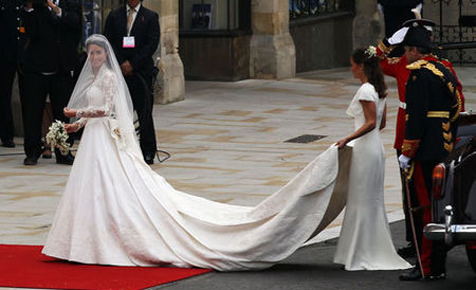 Kate Middleton's wedding
