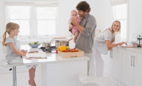 5 golden rules of family meal planning
