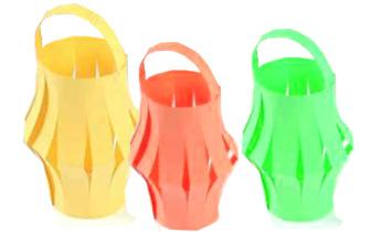 Make your own Chinese lanterns
