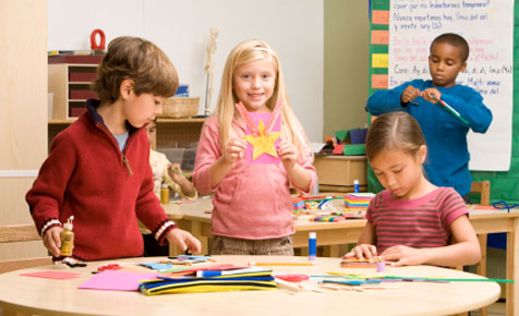 Find the right art class for your child