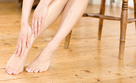 Mums' guide to home waxing