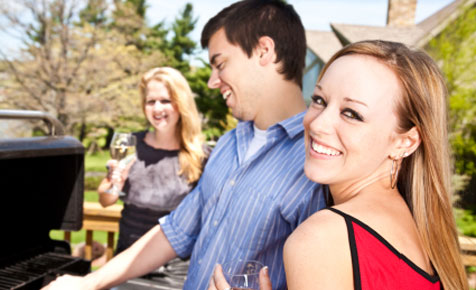 Healthy entertaining secrets for summer parties