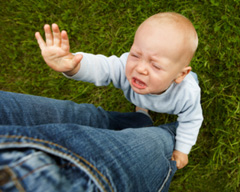 Toddler tantrums: taming the terrible twos