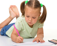 Pre-handwriting skills for kids