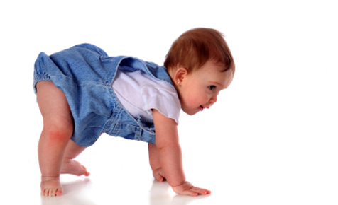 What's your baby's crawling style?