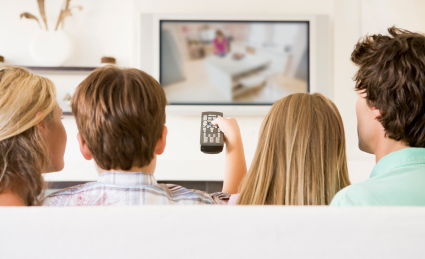 Tips for kids and TV watching