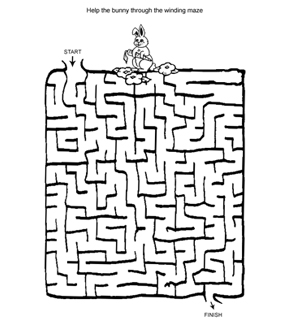 Bunny Maze