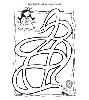 Doll Maze