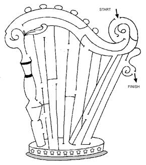 Harp Maze