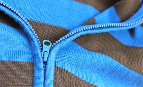 How to unstick a zipper