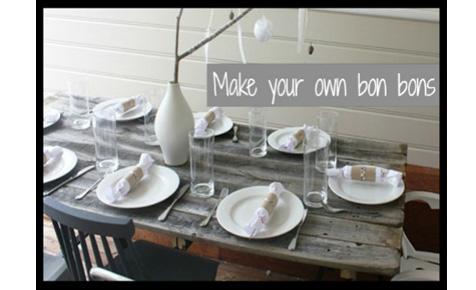 Make your own bon bons