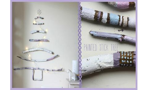 Christmas craft: Make your own Christmas tree
