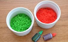 Edible glitter