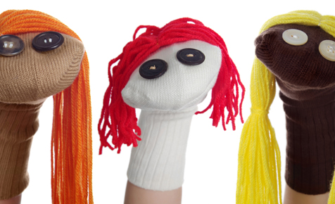 Puppets for preschoolers