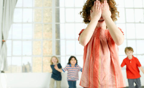Preschooler indoor games and activities
