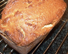 Bill Granger's coconut loaf