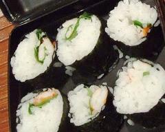 Beginner's sushi