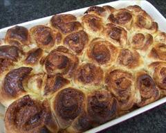 Norwegian cinnamon buns