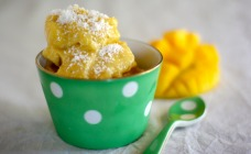 3 ingredient mango ice cream recipe