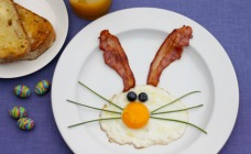 Easter Bunny Breakfast recipe