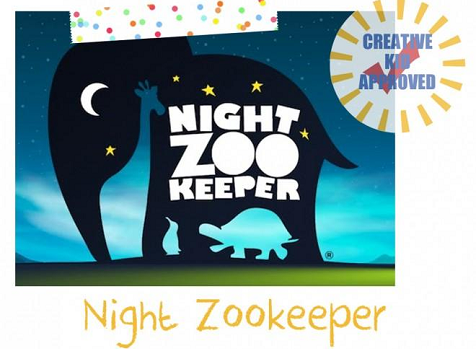 Kid approved app Night Zookeeper
