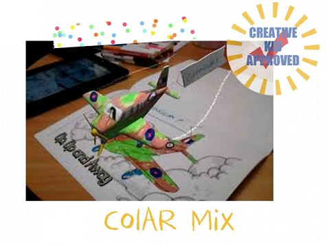 Kid approved app ColAr Mix