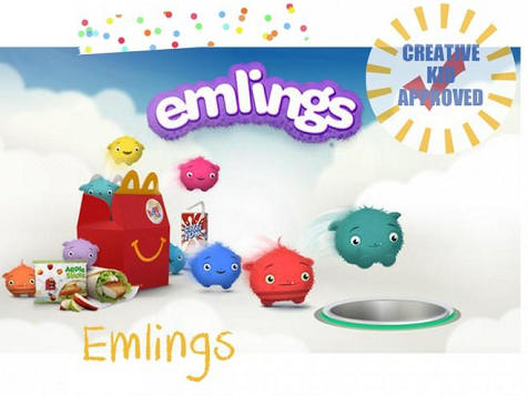 Kid approved app Emlings 3