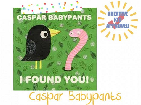 Kid approved app Caspar Babypants