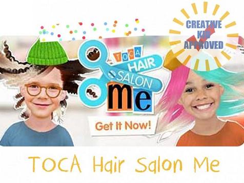 Kid approved app Hair Salon Me