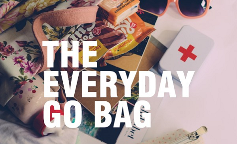Everyday go bag