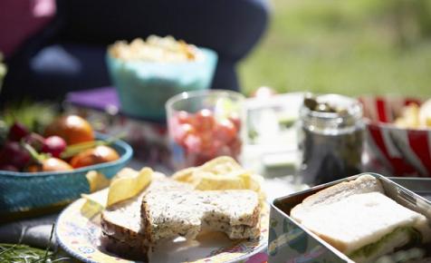 Fuss free picnic