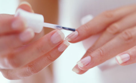 DIY manicures and pedicures at home