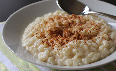 Rice-pudding