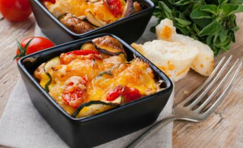 Zucchini-tomato-pie