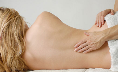 Ease back pain during pregnancy