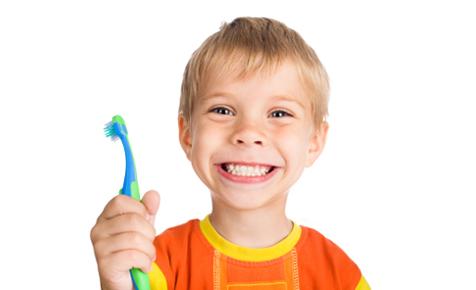 school age oral care