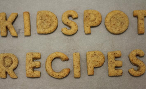 Eggless cereal biscuits