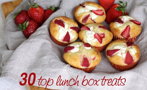 30 top lunch box treats