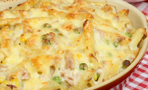Tuna-mornay