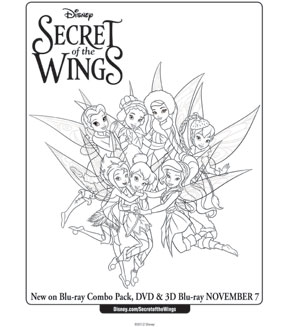 Tinkerbell - Secret of the Wings