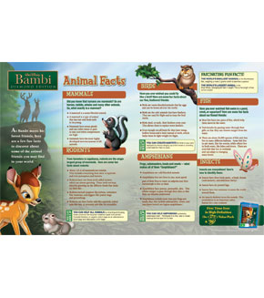 Bambi - Animal Facts