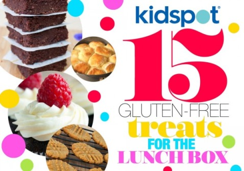 Gluten-free lunchbox treats