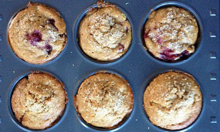 Mix 'n' match muffins