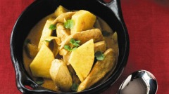 Thai Chicken and Tropical Gold Pineapple curry