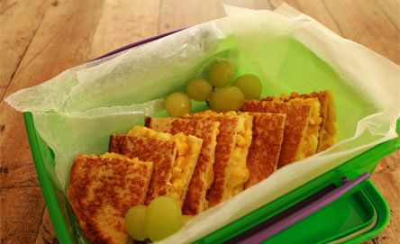 Corn Toasties